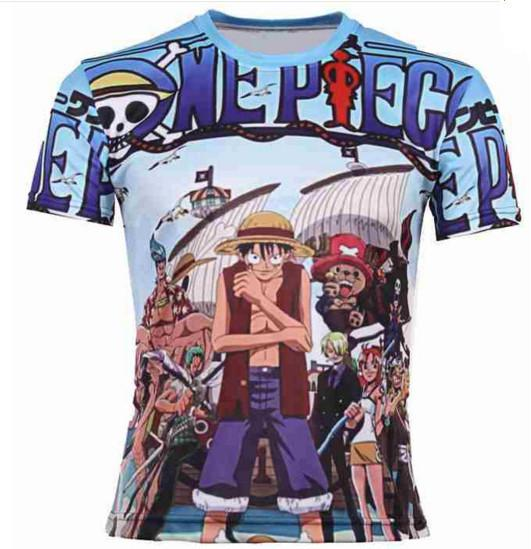 One Piece - One Piece 2016 Collection 3D Shirt V1