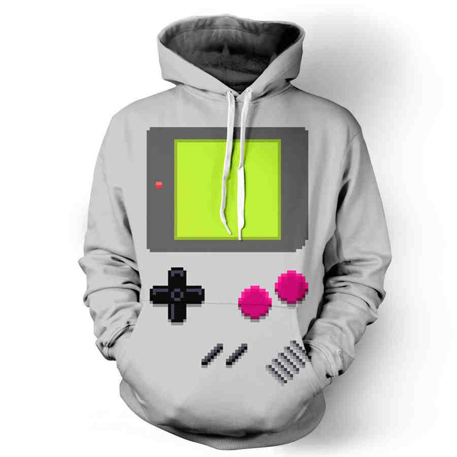 POKEMON - Game Boy / Nintendo Hoodie