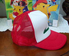POKEMON - Pokemon - Ash Ketchum Cap ★50% OFF★