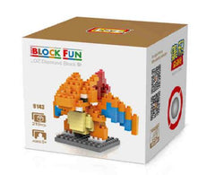 POKEMON - Pokemon Figures Model Building Blocks