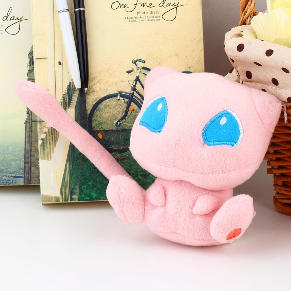Pokemon Rare Mew Plush Doll ★ FREE ★ - TrendyHolic Anime