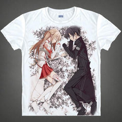 Sword Art Online - Exclusive Sword Art Online 3D T Shirt V16