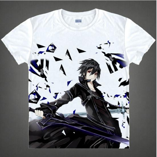 Sword Art Online - Exclusive Sword Art Online 3D T Shirt V3