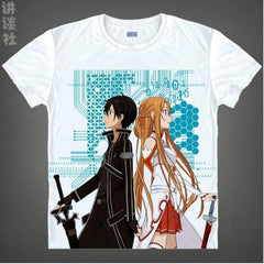 Sword Art Online - Exclusive Sword Art Online 3D T Shirt V5
