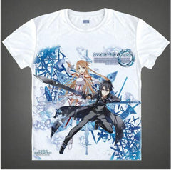 Sword Art Online - Exclusive Sword Art Online 3D T Shirt V6
