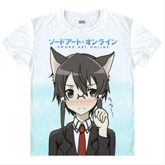 Sword Art Online - Exclusive Sword Art Online 3D T Shirt V7