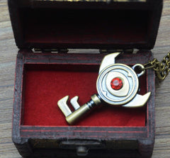 The Legend Of Zelda - The Legend Of Zelda Boss Key Necklace