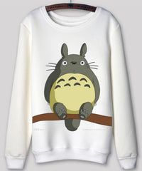 Totoro - Totoro Long Sleeve Sweatshirts Collection V2