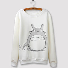 Totoro - Totoro Long Sleeve Sweatshirts Collection V6