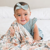 Swaddle -   Autumn design by Copper Pearl