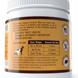 Pets - Dogs - Health: Probiotic Supplements