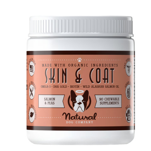 Dogs - Health: Skin & Coat Supplements