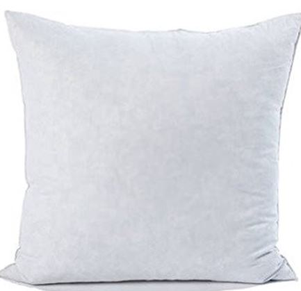20x20 Feather/Down Pillow Form/Insert