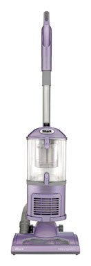 Shark Navigator Upright Vacuum for Carpet and Hard Floor with Lift-Away Handheld HEPA Filter, and Anti-Allergy Seal (NV352), Lavender - Plush