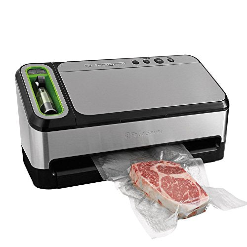 FoodSaver 2-in-1 Vacuum Sealer Machine  Starter Kit