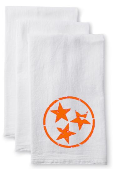 Tea Towel/Flour Sack Towel - Rustic Tennessee TriStar - Plush
