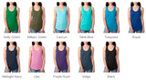VACAY MODE Racerback Tank Top - Ladies - Plush
