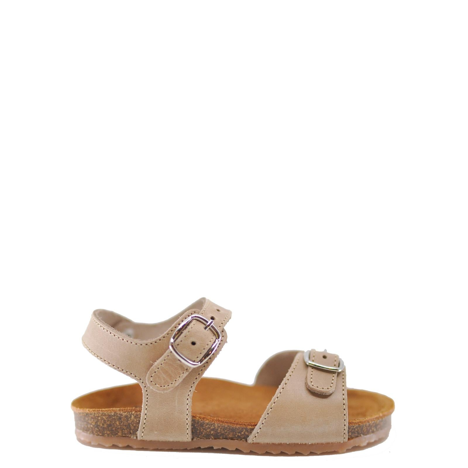 Pepe Sand Leather Sandal-Tassel Children Shoes