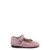 Papanatas Rose Leather Mary Jane-Tassel Children Shoes