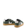 Veja Hunter Green Velcro Sneaker-Tassel Children Shoes