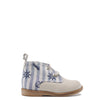 Manuela Beige Sea Baby Bootie-Tassel Children Shoes