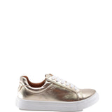 Hugo Boss Gold Lace Up Sneaker-Tassel Children Shoes