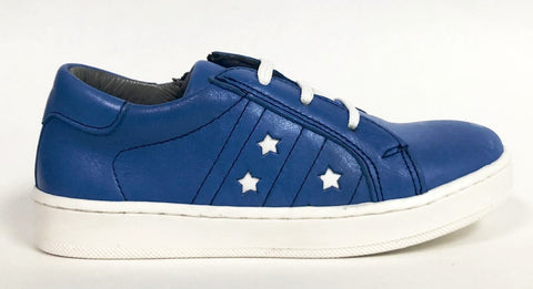 Blublonc Blue Star Sneaker-Tassel Children Shoes