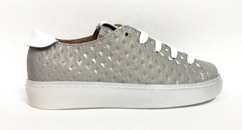 MAA Gray Sneaker-Tassel Children Shoes