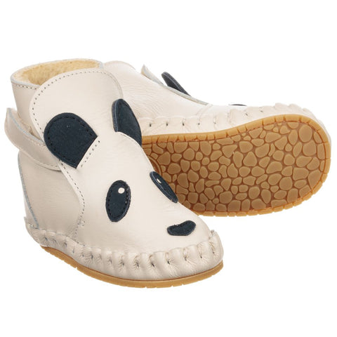 Donsje Panda Bootie-Tassel Children Shoes