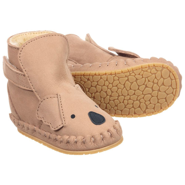 Donsja Koala Bootie-Tassel Children Shoes