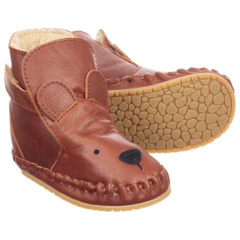 Donsje Bear Bootie-Tassel Children Shoes