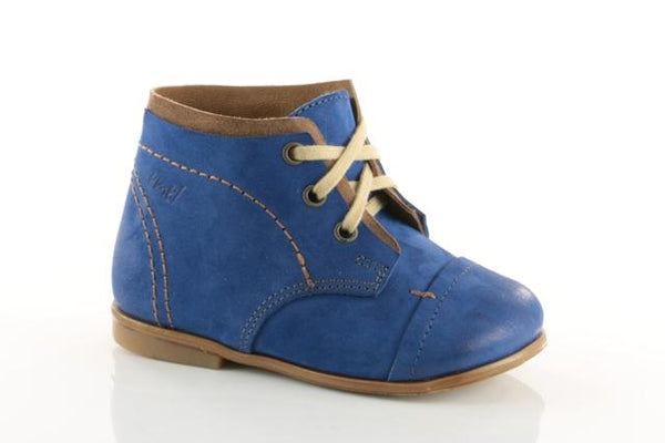 Emel Royal Blue Bootie-Tassel Children Shoes