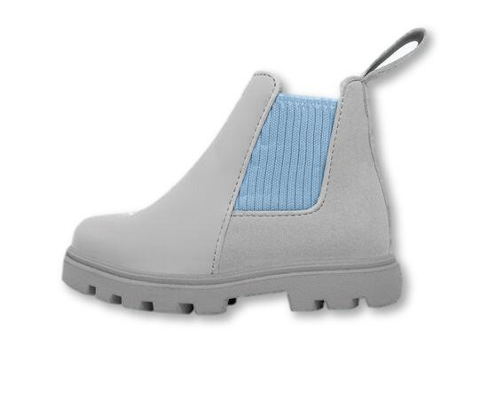 Native Rainboot Kensington Treklite Pigeon Grey-Tassel Children Shoes