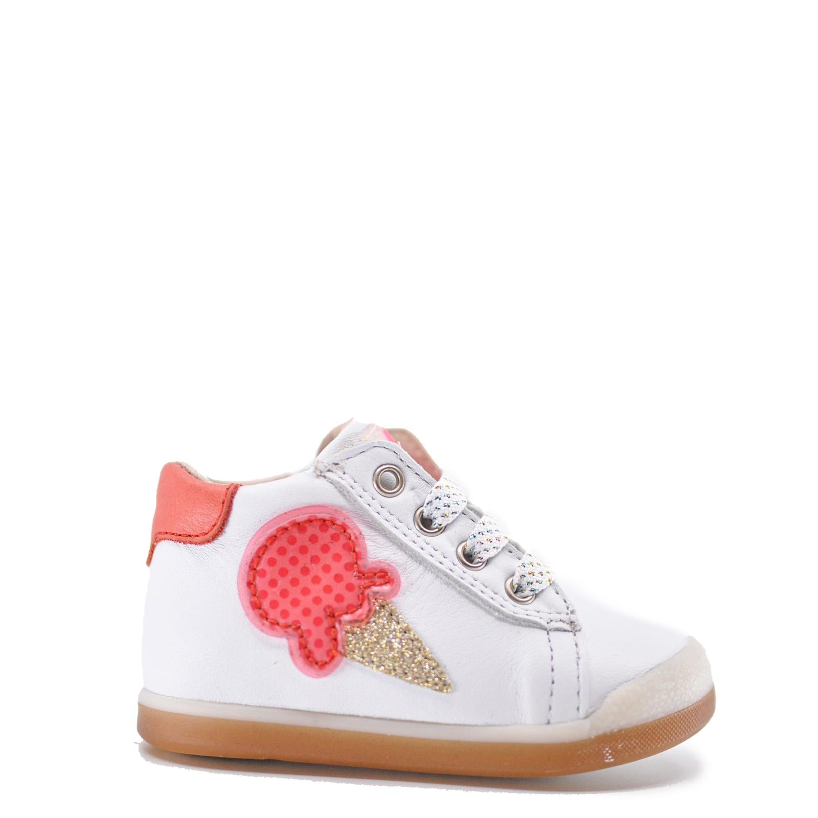 Acebos Ice Cream Baby Sneaker-Tassel Children Shoes