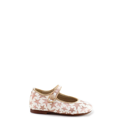 Papanatas Pony Hair Star Mary Jane-Tassel Children Shoes