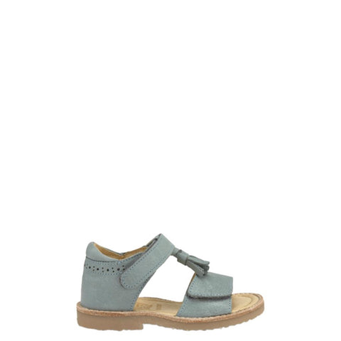 Young Soles Smokey Sage Tassel Sandal-Tassel Children Shoes