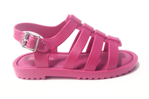 Mini Melissa Fuchsia Sandal-Tassel Children Shoes