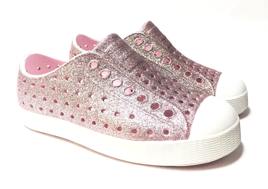 Native Shoes Jefferson Bling Pink
