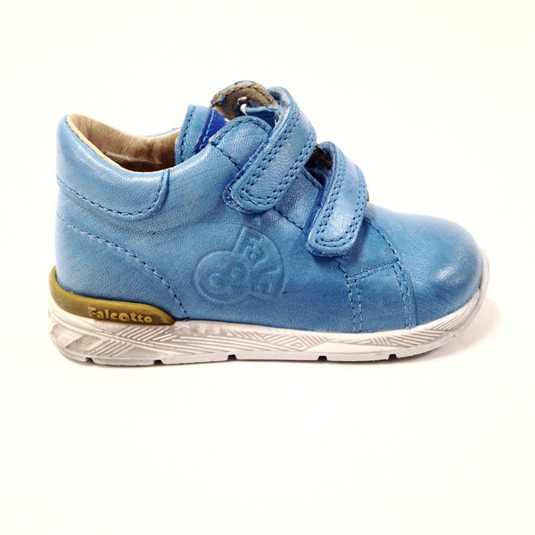 Naturino Sky Blue Bootie-Tassel Children Shoes