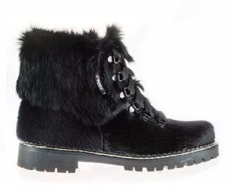 Pajar Black Forest Woman Boot-Tassel Children Shoes