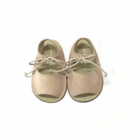 Shoes Le Petit Rose Open Lace Pre-walker Sandal-Tassel Children Shoes