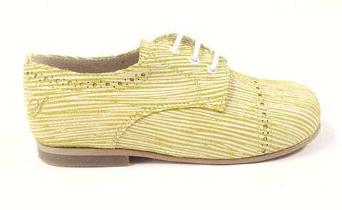 Sonatina Lemon Boys Oxford-Tassel Children Shoes