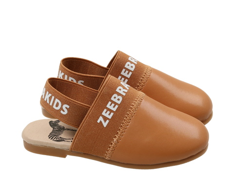 Zeebra Toffee Zeebrakids Mule-Tassel Children Shoes