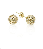 Rotunda Stud Earring