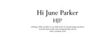 Gift card, fine jewelry gift card, Hi June Parker jewelry gift card, new york jeweler gift card