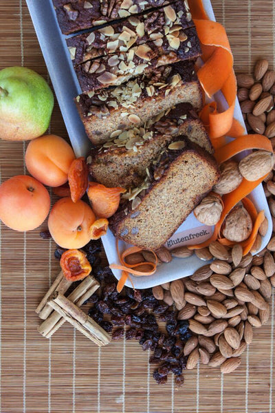 Fruity Carrot Loaf