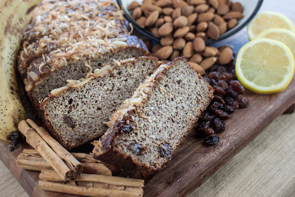 Banana Nutty Bread