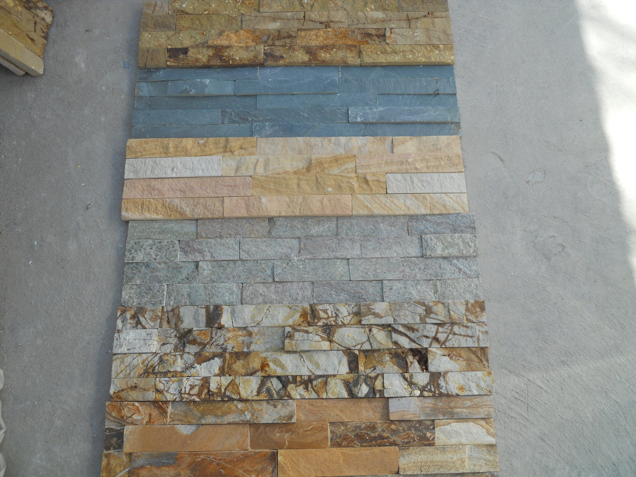 Custom Natural Stone Fabrication