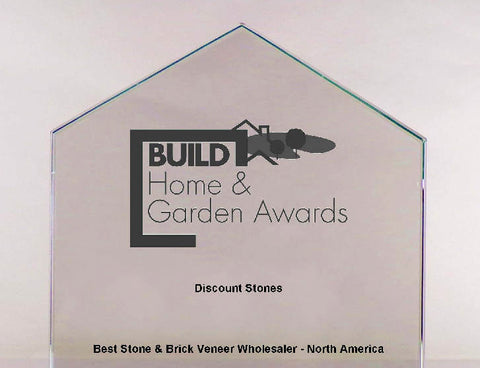 BUILD Magazine certificate to Discount Stones