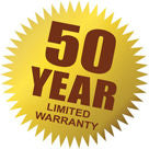 Cultured Stones 50-year Limited Warranty